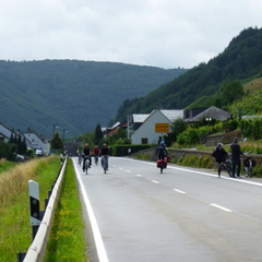 Tour op d' Happy Mosel