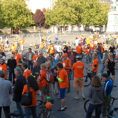 Orange Bike Days
