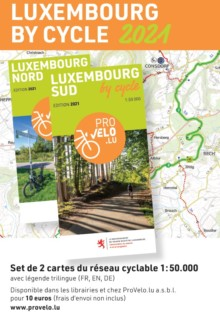 Luxembourg by cycle